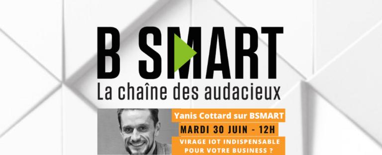 Yanis Cottard, CEO d'Altyor, sur BSMART mardi 30 juin à 12h !